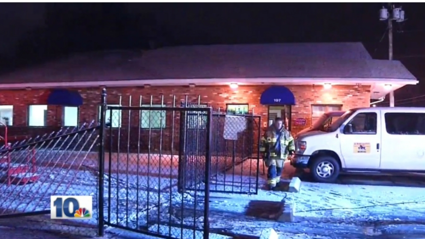 pawtucket day care center fire