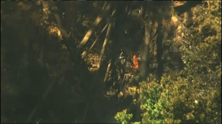 VA fighter jet crash