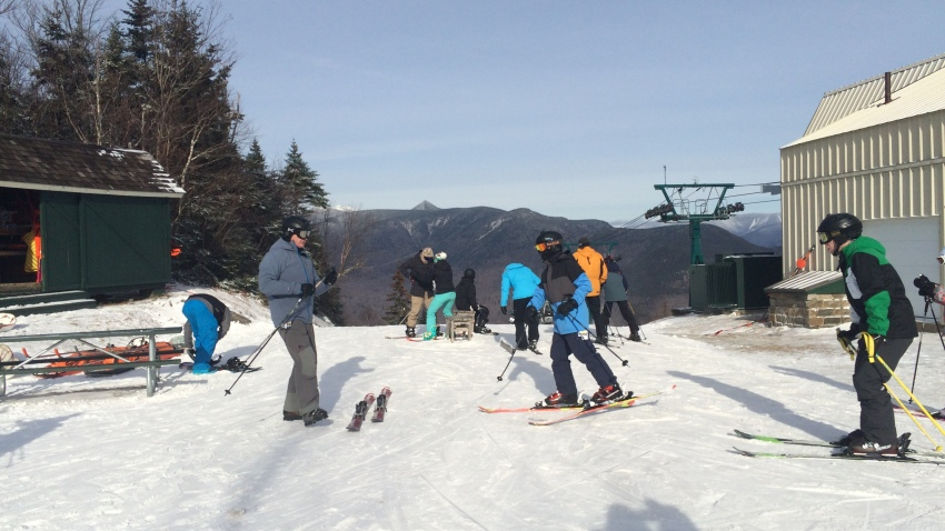 Vacation Week Loon Mountain 3