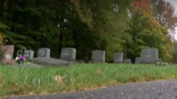 Vermont Grave Dug