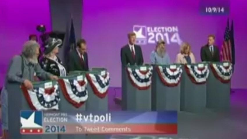 Vermont Gubernatorial Debate