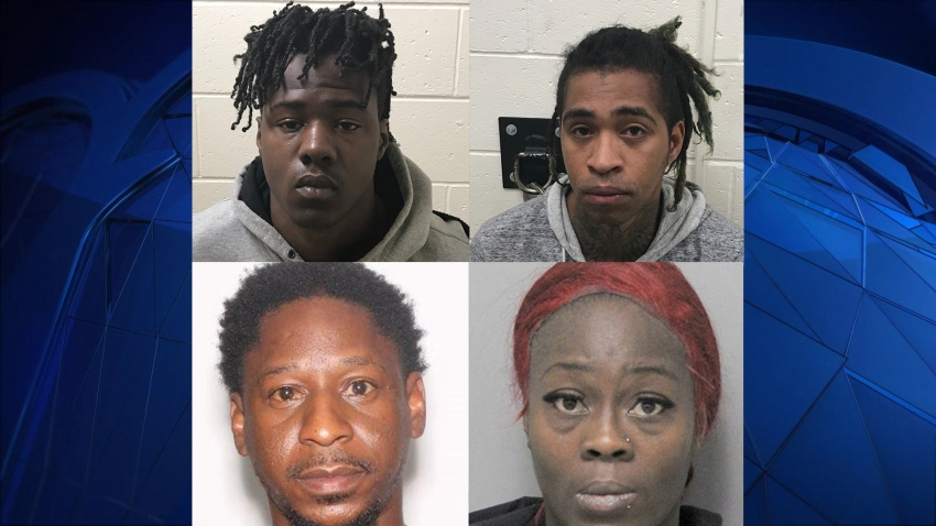 Vermont shooting suspects