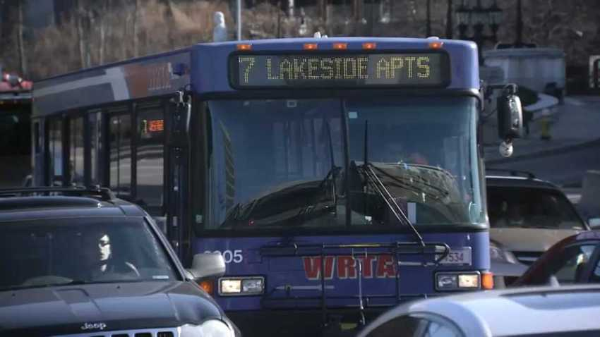 Worcester Considering Fare-Free Bus System
