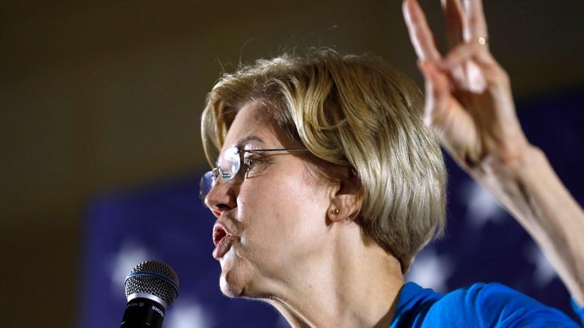 Election 2020 Elizabeth Warren