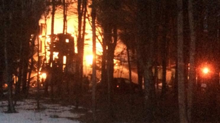 Washington Maine Fatal Fire