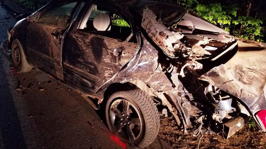 Weld Maine Fatal Crash