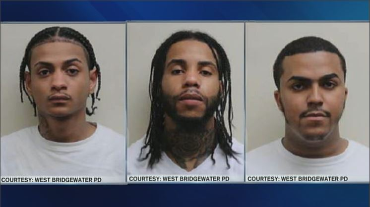 West Bridgewater Shooting Suspects