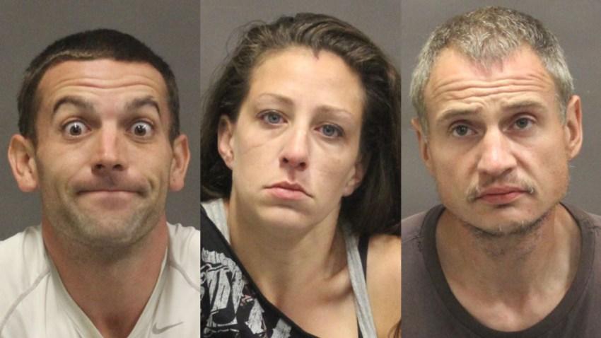 West Haven domestic violence arrests
