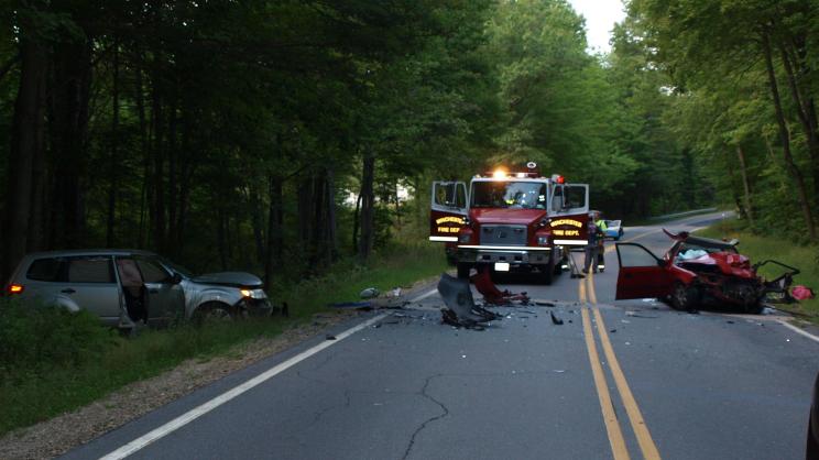 Winchester NH Fatal Crash