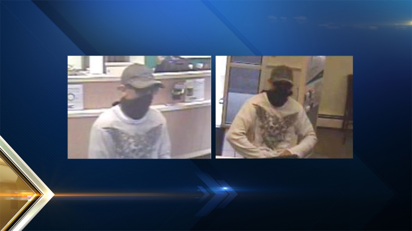 Windham Bank Robber