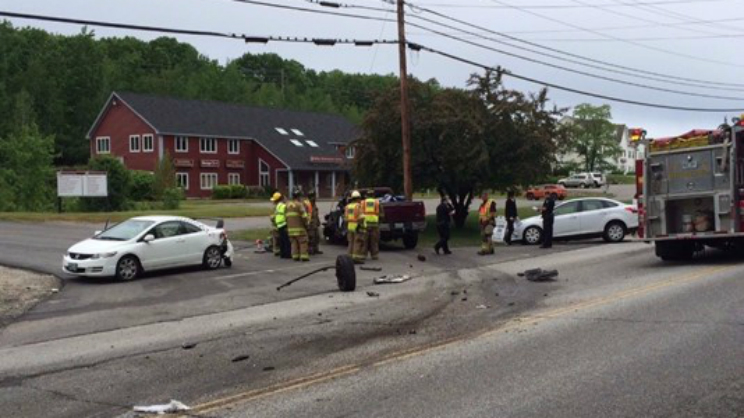 Windham Maine Crash