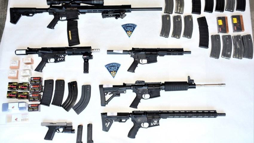 Wrentham gun arsenal