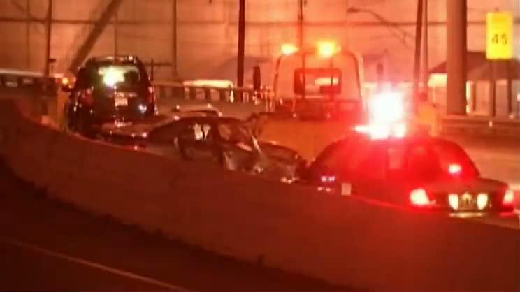 Wrong way driver Providence RI