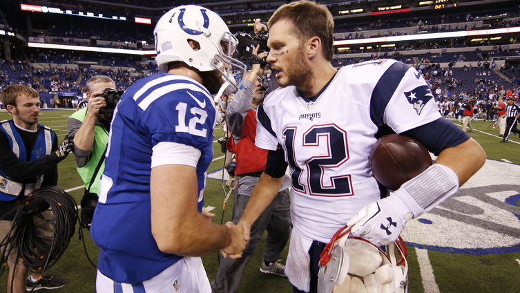 [NBC Sports] Tom Brady reacts to Andrew Luck's retirement, supports QB's sudden decision