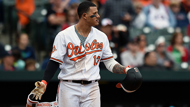 [CSNPhily] Best of MLB: Manny Machado in center of bad blood as Red Sox beat Orioles