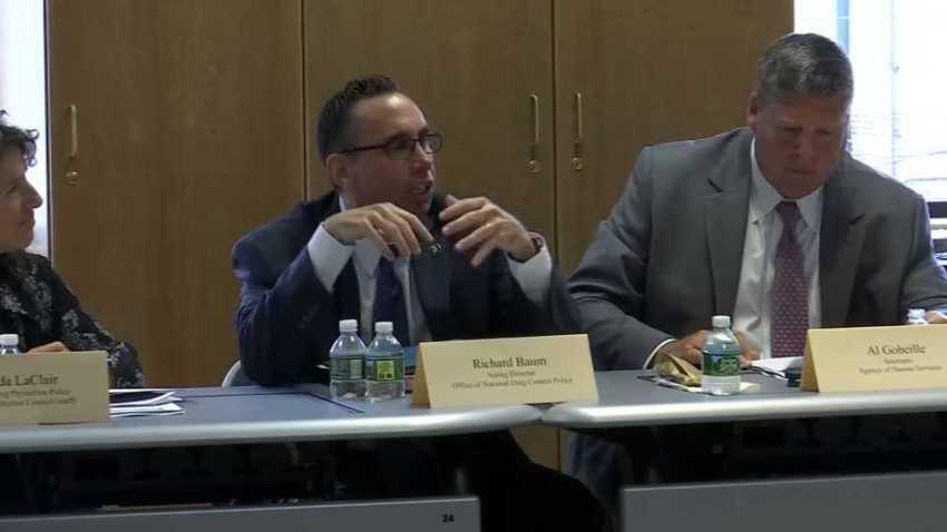 Richard Baum Speaks with Stakeholders