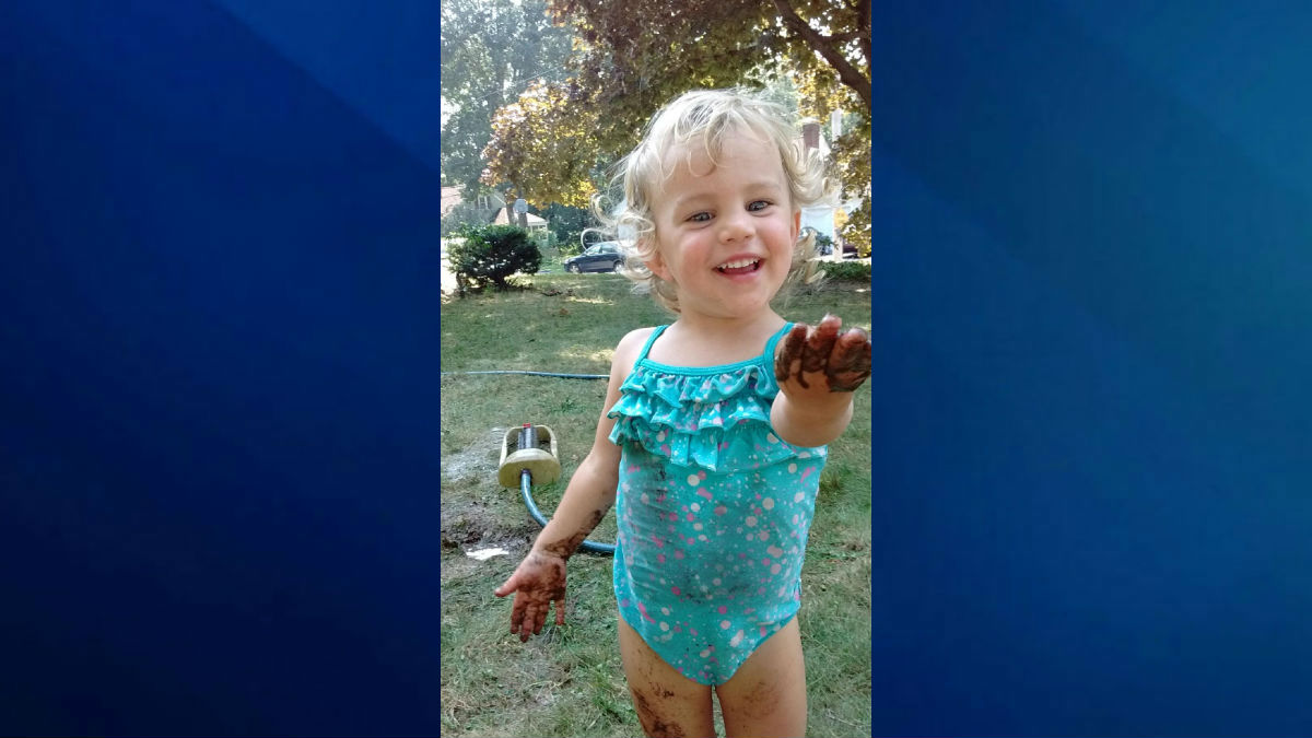 Abducted 2-year-old found with head shaved; arrest made