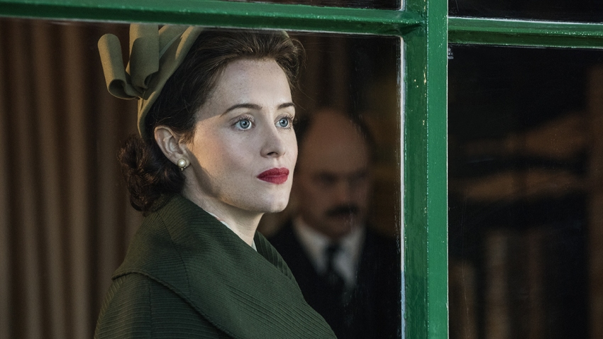 "Claire Foy - ""The Crown"""