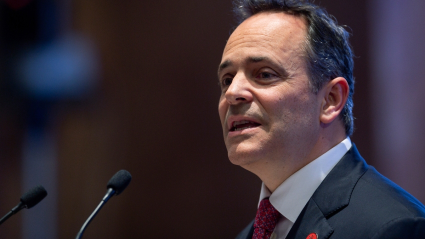 Kentucky Governor-Chickenpox