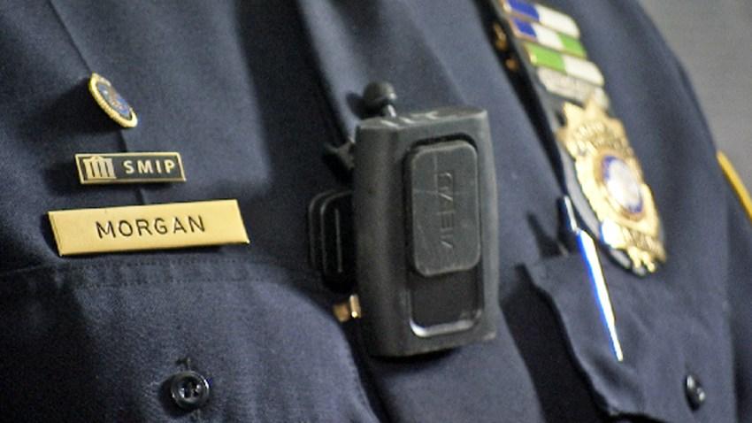 brandford police body cameras