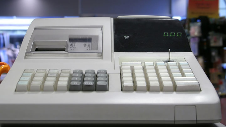 cash register generic
