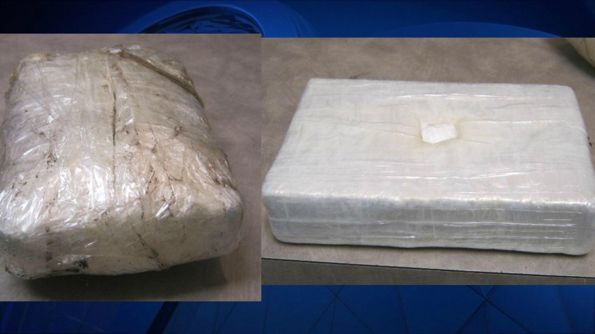 cocaine at DOT property in Newington