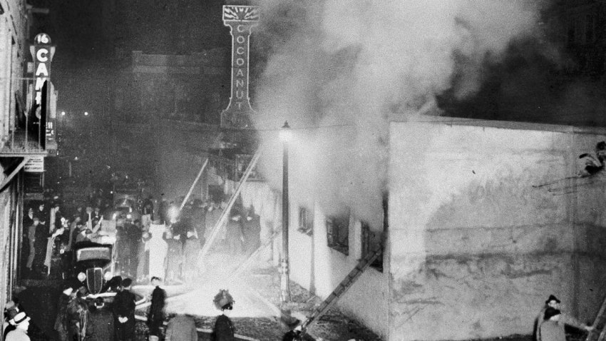 Cocoanut Grove Fire Documentary