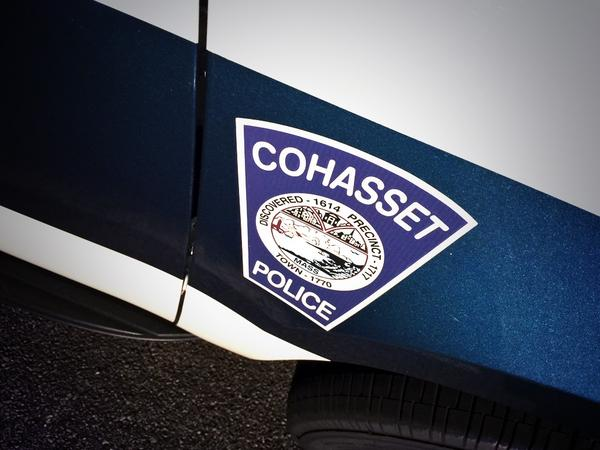 cohasset police