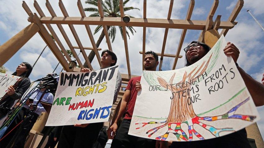 Trump Immigration Legal Challenge