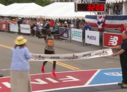 falmouth road race 2019 mens winner