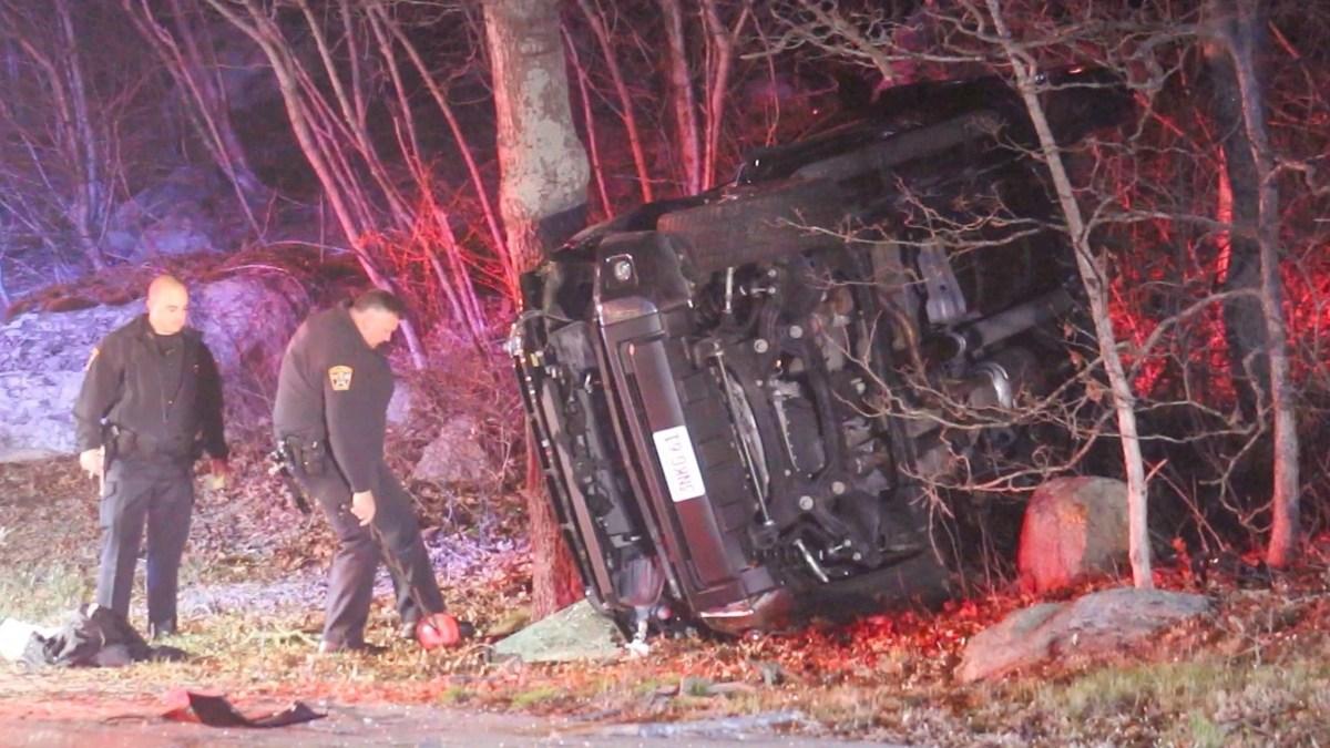 Man Dies in Car Crash on Cape Cod – NECN