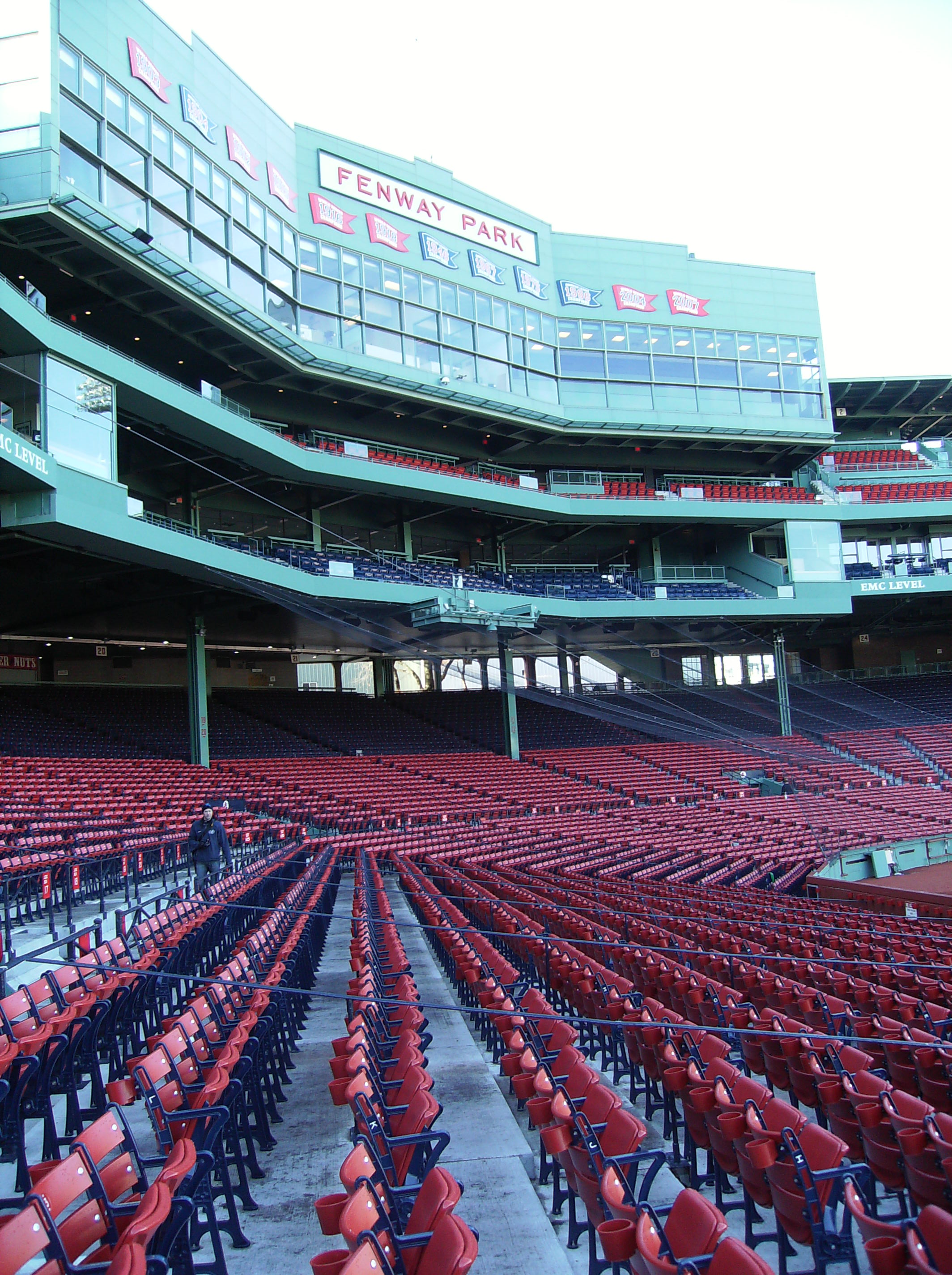 Red Sox Suspended Attendant After Teen Sexual Assault