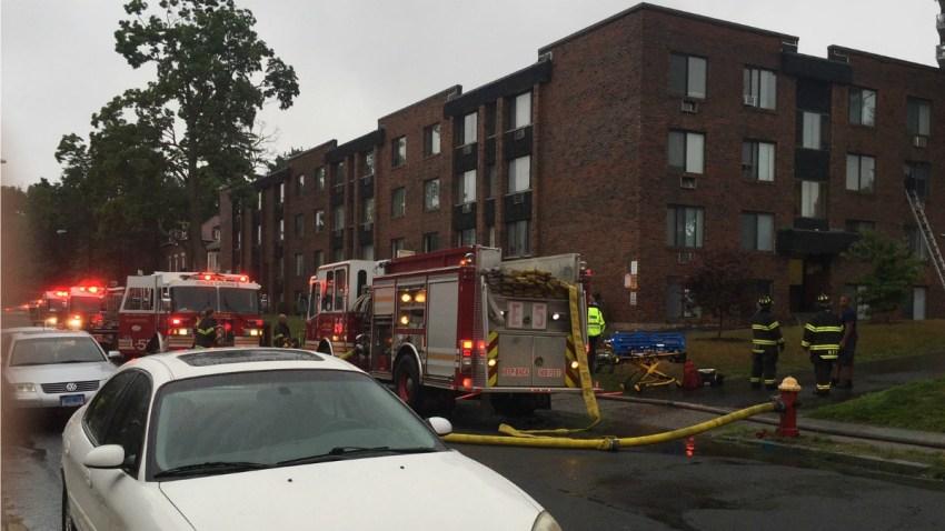 gillett apartment fire hartford