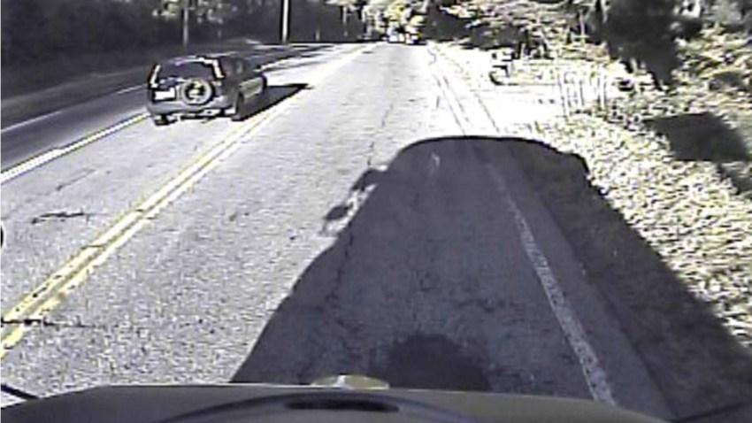 groton car impersonating emergency vehicle 1200
