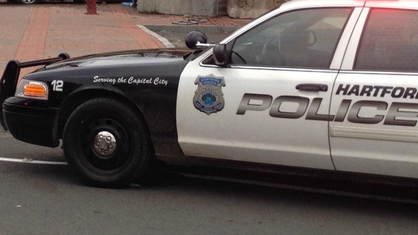 hartford police cruiser generic new