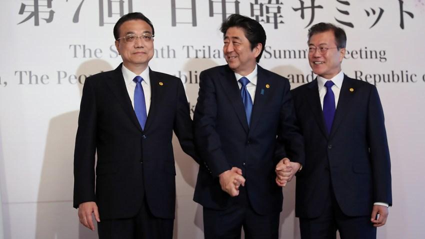 JAPAN TRILAT SUMMIT