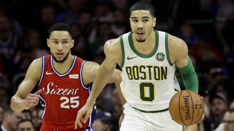 [NBC Sports] Here's why the Celtics-76ers series is NOT a rivalry - at least not yet