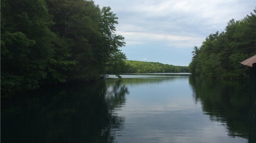 killingly pond water search