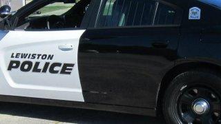 lewiston maine police cruiser