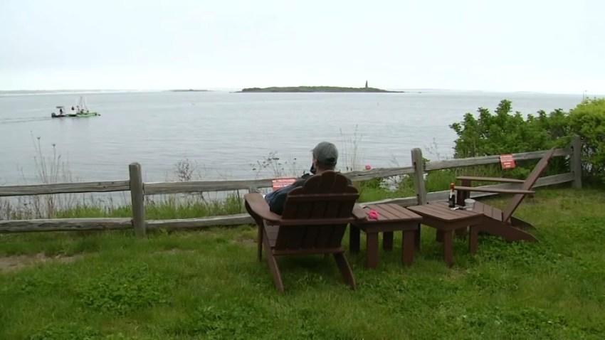 Deserted Quiet Memorial Day Weekend In Maine Because Of Coronavirus Necn