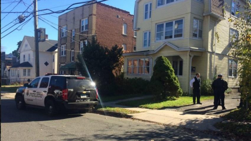 man injured by car on Merill Street in Hartford 1200