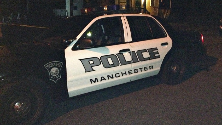 manchester police night