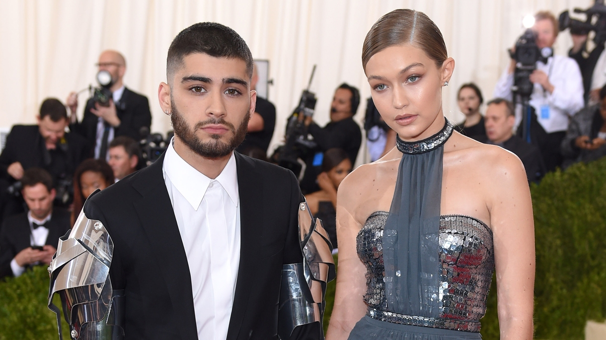 Gigi Hadid Finally Reveals Name of Her and Zayn Malik's Baby Girl – NECN