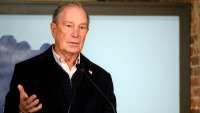 Bloomberg Jumps to Fourth Place in New National Poll
