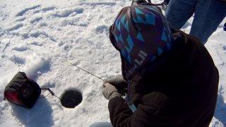 minnesota ice fishing