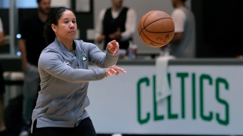 NBA Women Influence Basketball