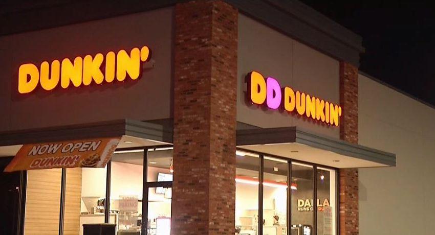 new dunkin store
