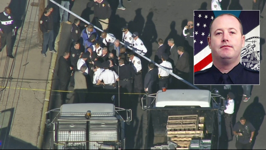 nypd sergeant paul tuozzolo shot killed bronx