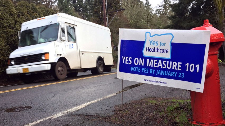 Oregon Medicaid Funding