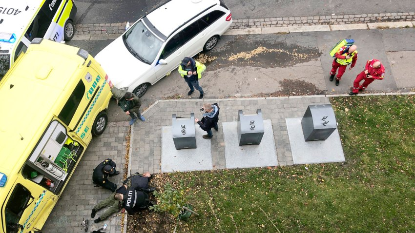 Norway Ambulance Incident